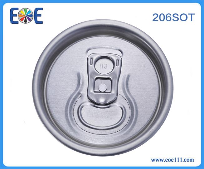 206#大开口种子盖:适用于各种饮料,如: 果汁,碳酸饮料,功能饮料,啤酒等。