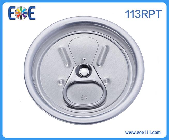 113#RPT啤酒罐盖:适用于各种饮料,如: 果汁,碳酸饮料,功能饮料,啤酒等。